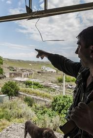 Армия Карабаха взорвала военные объекты в отошедшем Азербайджану Кельбаджарском районе