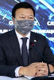 Цой заявил о росте заражений коронавирусом в регионах Казахстана, граничащих с Россией