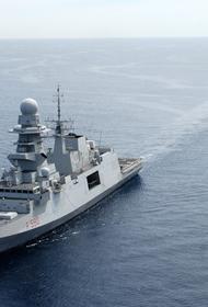 Завершились совместные военно-морские учения ВМФ РФ и ВМС Египта в Черном море