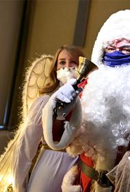Глава МИД Ирландии попросил детей не приближаться к Санта-Клаусу