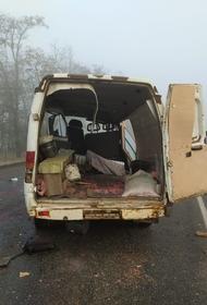 В ДТП на Кубани погибло шесть человек
