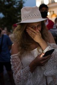 Правозащитники заявили о десятках задержанных в Минске