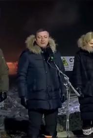 Путин пожурил чиновников за шапки