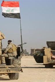 На западе Ирака войска проводят операцию против формирований «черного халифата»