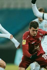 «Рубин» побеждает ЦСКА - 1:0