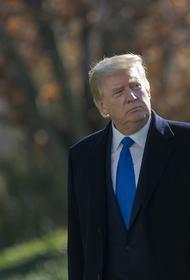 Трамп обратился к Байдену после получения демократом двух переломов