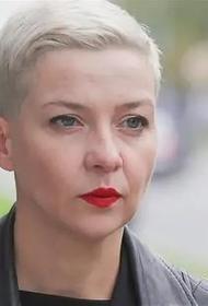 Мария Колесникова заявила о народной революции в Белоруссии