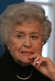 Причиной смерти Ирины Антоновой стал COVID-19 в сочетании с сердечно-сосудистыми заболеваниями