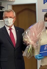 Лауреатов «Книги добрых дел «Единой России» на Кубани» наградили в День партии