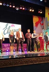 Челябинская команда «Евразия» вошла в финал телевизионной лиги КВН
