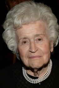 Президент ГМИИ имени Пушкина Ирина Антонова скончалась на 99-м году жизни