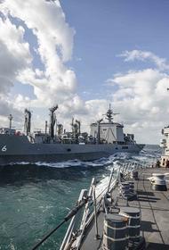 Sohu объяснило, почему российский корабль не протаранил вторгнувшийся в воды РФ эсминец США «Джон Маккейн»