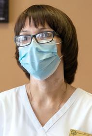 Челябинский врач рассказала о спасении больных коронавирусом