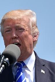 Трамп отказался отвечать на вопрос, доверяет ли он министру юстиции США