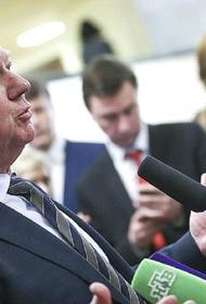 Правительство приняло решение о снятии Чубайса с поста главы «Роснано»