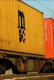Грузовой поезд из Стамбула в Китай преодолеет более 8,6 тысяч километров за 12 дней