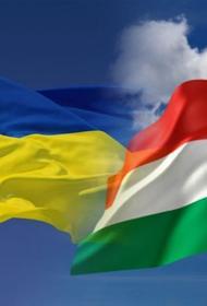 На границе Украины и Венгрии может начаться гражданская война