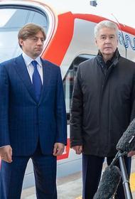Собянин рассказал, какие станции наземного метро будут построены в Москве
