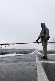 Пограничники Украины утверждают, что перестрелки на границе с Россией не было