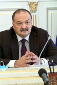 Заболевшего коронавирусом врио главы Дагестана перевели в одну из московских больниц