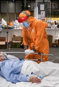 В Италии за сутки умерло рекордное количество пациентов с коронавирусом