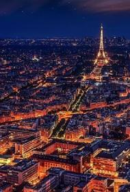 В Париже проходит акция протеста, начались беспорядки