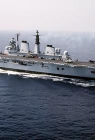 Британия обеспокоена передвижениями российских кораблей у ее границ