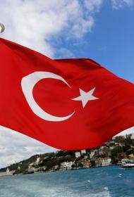 У берегов Ливии были замечены военные корабли под флагом Турции