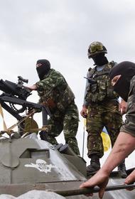 Народная милиция выложила видео с деталями атаки морпехов ВСУ, приведшей к гибели двух бойцов ДНР