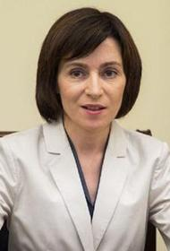 Майя Санду считает, что  правительство Молдавии должно немедленно уйти в отставку