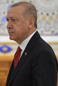 Эрдоган заявил, что Турция не уступит шантажу в Восточном Средиземноморье