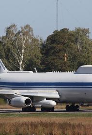 В Таганроге обокрали военный Ил-80, или как его еще называют «самолёт судного дня»