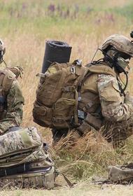 Украинские диверсанты попытались похитить человека на территории России