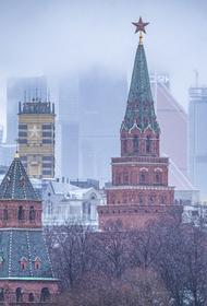 Атмосферное давление в Москве побило новый рекорд