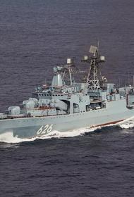«Репортер»: российский «Вице-адмирал Кулаков» в ноябре приблизился к берегам Шотландии и взял на прицел британские истребители