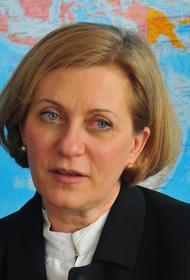 Глава Роспотребнадзора Попова прокомментировала нарушения на концертах в Москве и Петербурге
