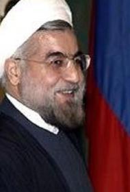 Роухани заявил, что Иран будет с Сирией до полной победы