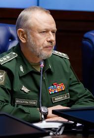 Генерал Фимин и посол Сербии говорили о военном сотрудничестве