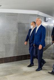 Собянин присвоил наименования четырем строящимся станциям БКЛ метро