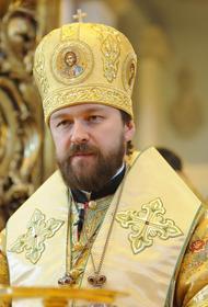 Митрополит Волоколамский Иларион заявил, что самостоятельно изгонять бесов недопустимо