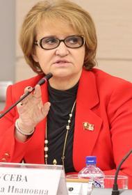 Депутат Мосгордумы Гусева: Расходы бюджета на поддержку безработных москвичей будут увеличены