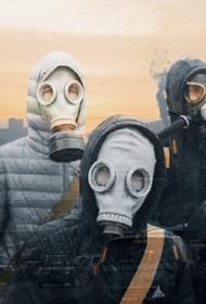 В респираторах не из-за коронавируса: что происходит с воздухом в Сибири