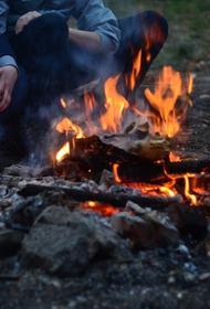 В России с 1 января на территории частных домов запретят разводить костры