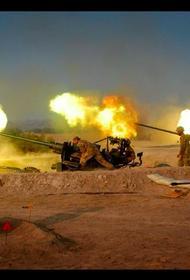 Турция инициирует эскалацию боевых действий в Сирии