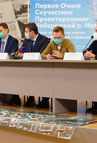 В Челябинске подготовили проект по обновлению набережной