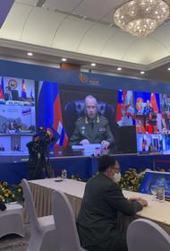 Генерал-полковник Фомин участвовал в совещании министров обороны стран-членов АСЕАН