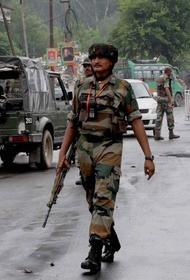 В Кашмире произошла перестрелка между пакистанскими и индийскими военными