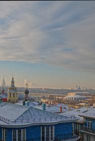 Синоптик Позднякова предупредила о снегопаде и потеплении в Москве на следующей неделе