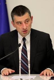 Правящая партия Грузии представит на пост премьер-министра Георгия Гахарию