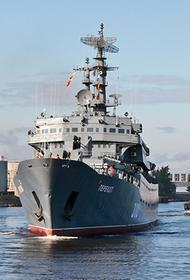 ВМФ России впервые за десять лет проведет совместные учения с НАТО